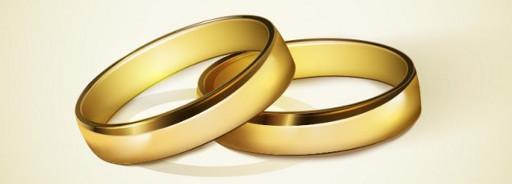 Les bijoux de mariage
