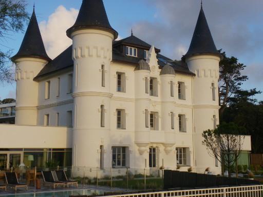 Château des Tourelles à Pornichet