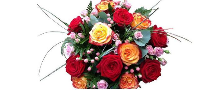 Les bouquets de mariage